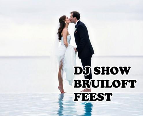 Bruiloft Dj Muziek feest