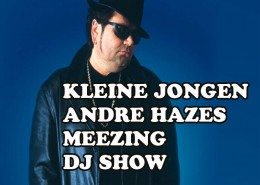 KLEINE JONGEN ANDRE HAZES MEEZING DJ SHOW